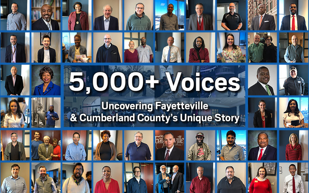 With One Voice: Branding Fayetteville & Cumberland County