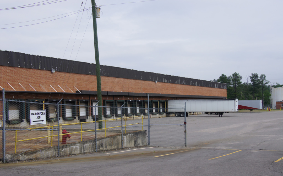 Huge industrial park near Fayetteville nets lease for 208K SF