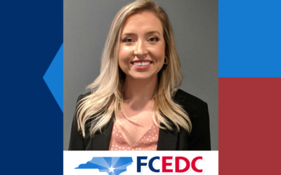 FCEDC Welcomes Director of Communications