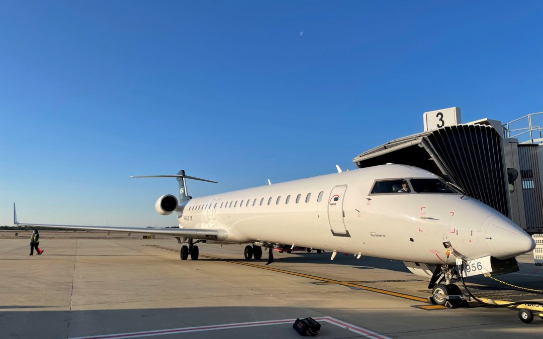 FCEDC Congratulates FAY Airport on New Dallas-Fort Worth Flight