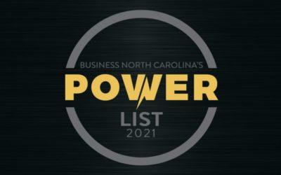 FCEDC's Robert Van Geons Makes Business NC's 2021 Power List