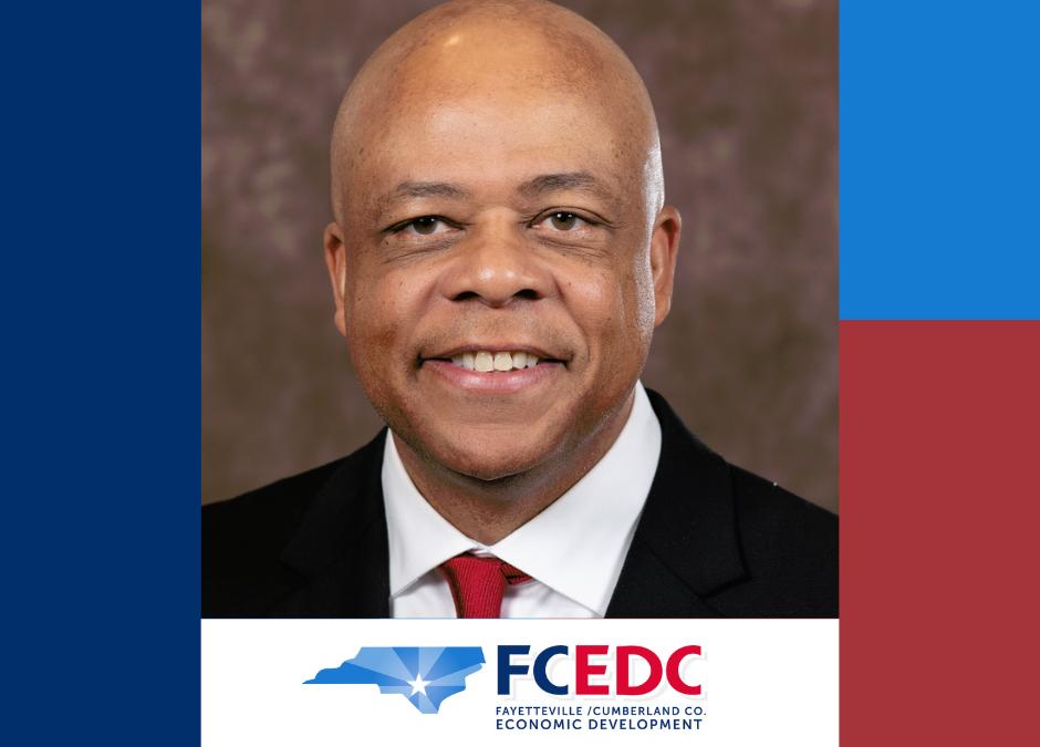 FCEDC Announces Kelvin Farmer as New Board Chair
