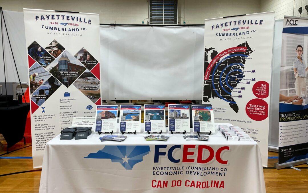 FCEDC Sponsors Annual North Carolina Defense Trade Show