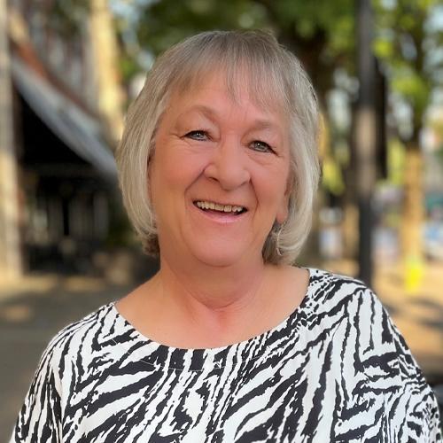 Cathy Johnson FCEDC BW