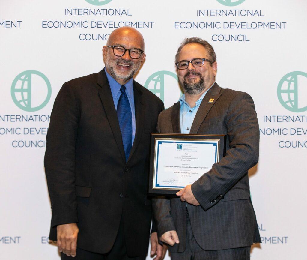IEDC FCEDC Award